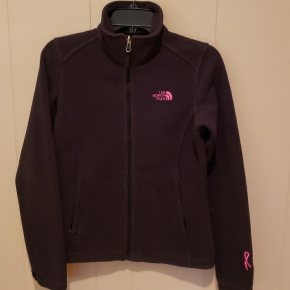 The North Face Jackets & Blazers - The North Face Fleece Breast Cancer Jacket XS